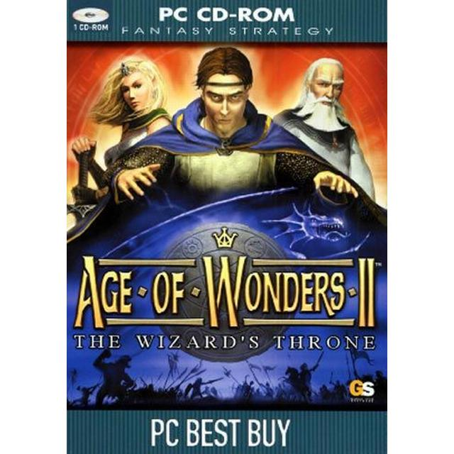 Image of   Age of Wonders II: The Wizards Throne