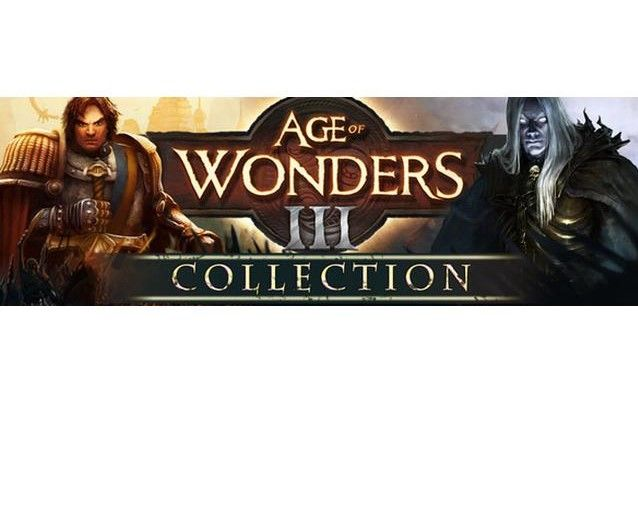Image of   Age of Wonders 3 Collection