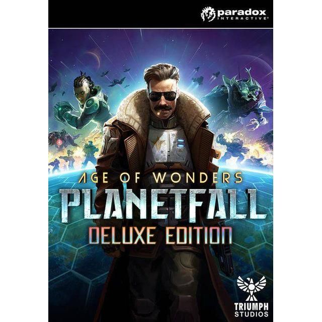Image of   Age of Wonders: Planetfall (Deluxe Edition)