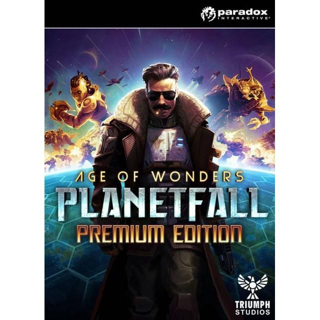 Image of   Age of Wonders: Planetfall (Premium Edition)