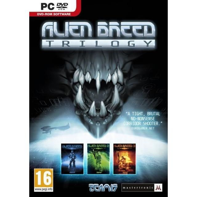 Image of Alien Breed Trilogy