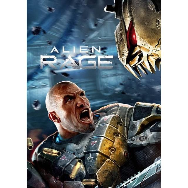Image of   Alien Rage - Unlimited