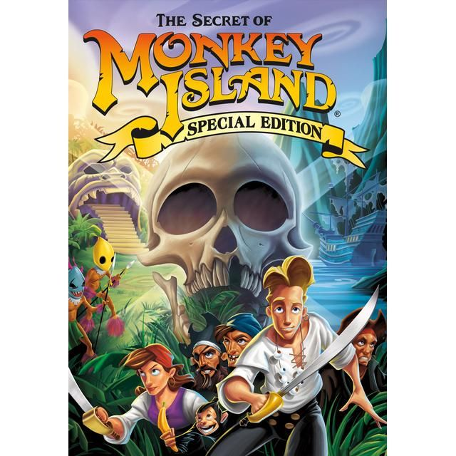The Secret of Monkey Island (Special Edition)