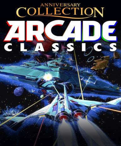 Image of Anniversary Collection Arcade Classics
