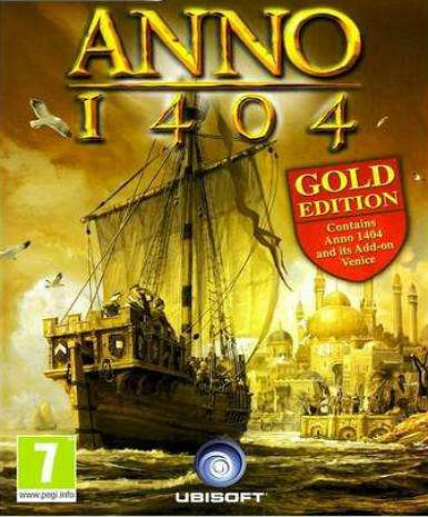 Image of   Anno 1404: Gold Edition