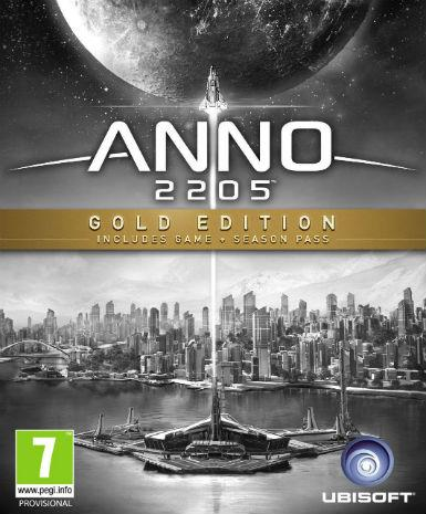 Image of   Anno 2205 (Gold Edition)