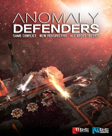 Image of   Anomaly Defenders