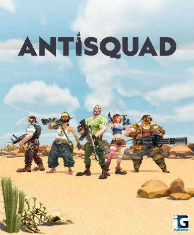 Image of   Antisquad
