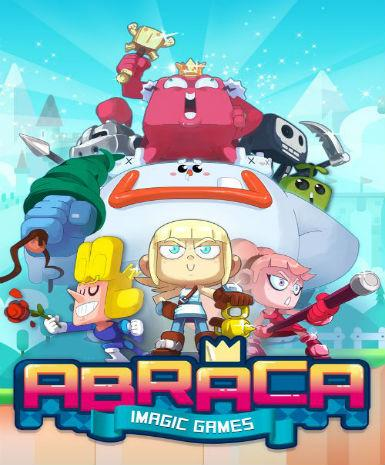 Image of   ABRACA - Imagic Games