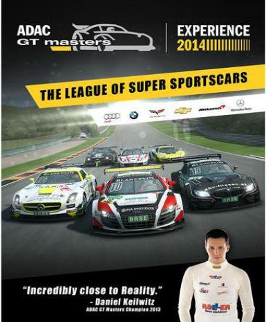 Image of   ADAC GT Masters Experience 2014