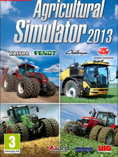 Image of   Agricultural Simulator 2013