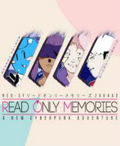 Image of 2064: Read Only Memories