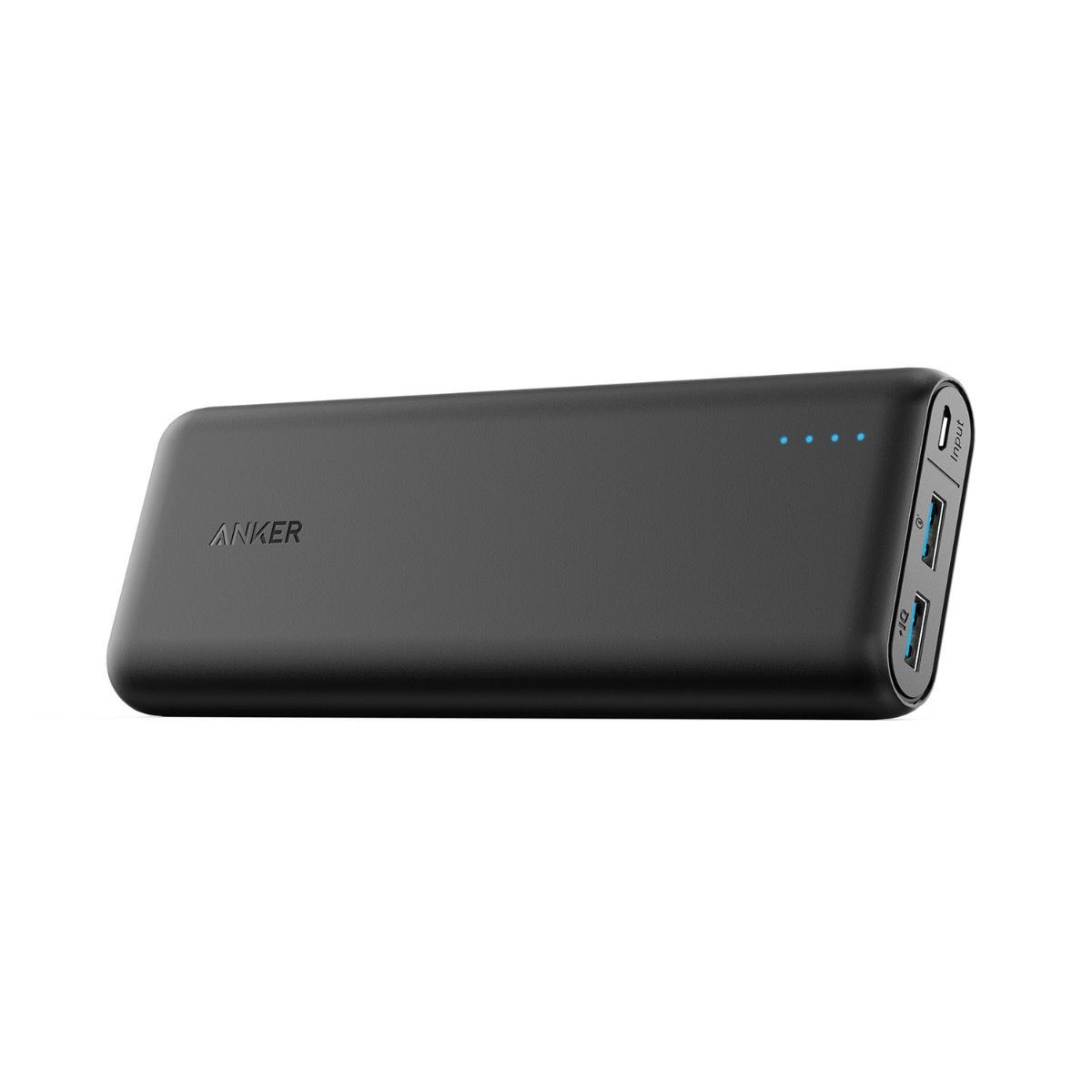 Image of Anker PowerCore Speed 20000 mAh Quick Charge 3.0 Powerbank, Sort
